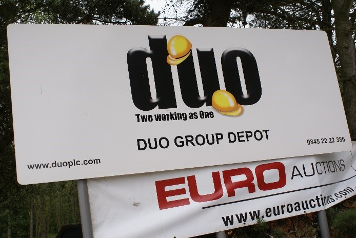 Duo Group depot