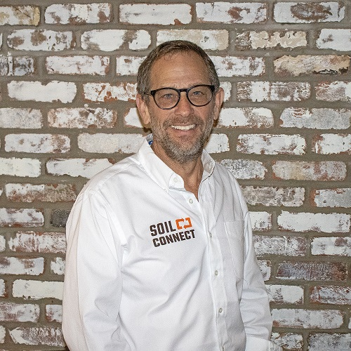 Soil Connect founder Cliff Fetner says the marketplace was launched to provide a one-stop shop for the industry (Credit: Soil Connect)