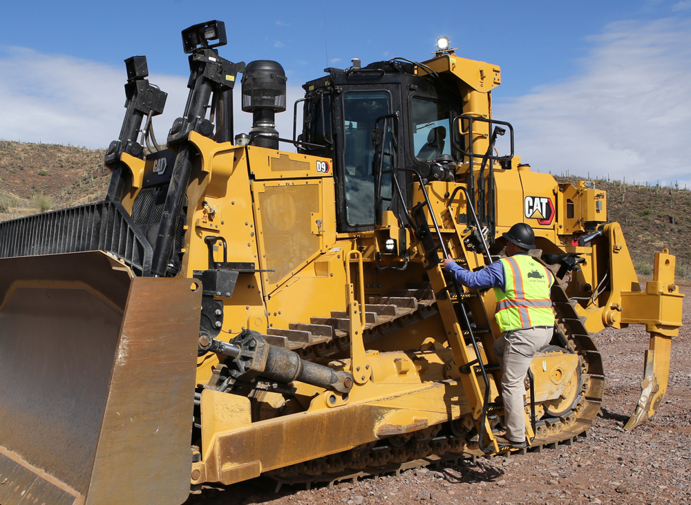 Caterpillar and Guardhat are delivering expanded safety solutions for surface miners