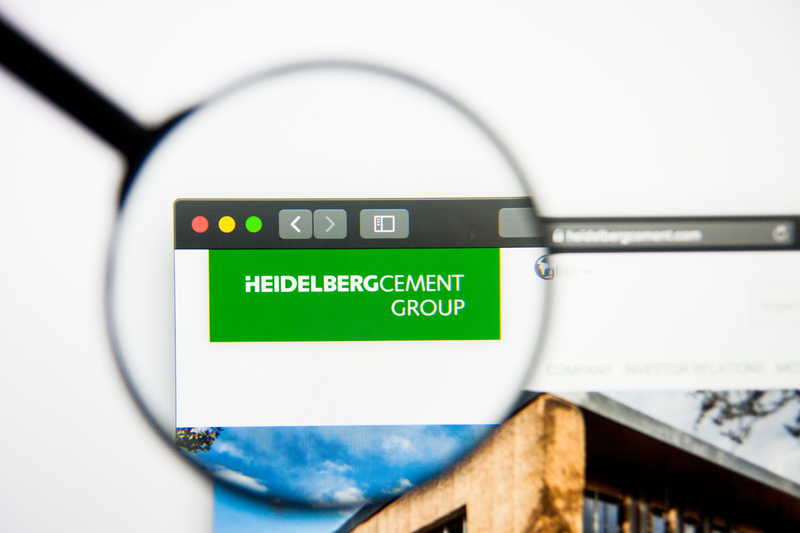 HeidelbergCement says the final product will be suitable for use as a SCM in the production of concrete (© Pavel Kapysh | Dreamstime.com)
