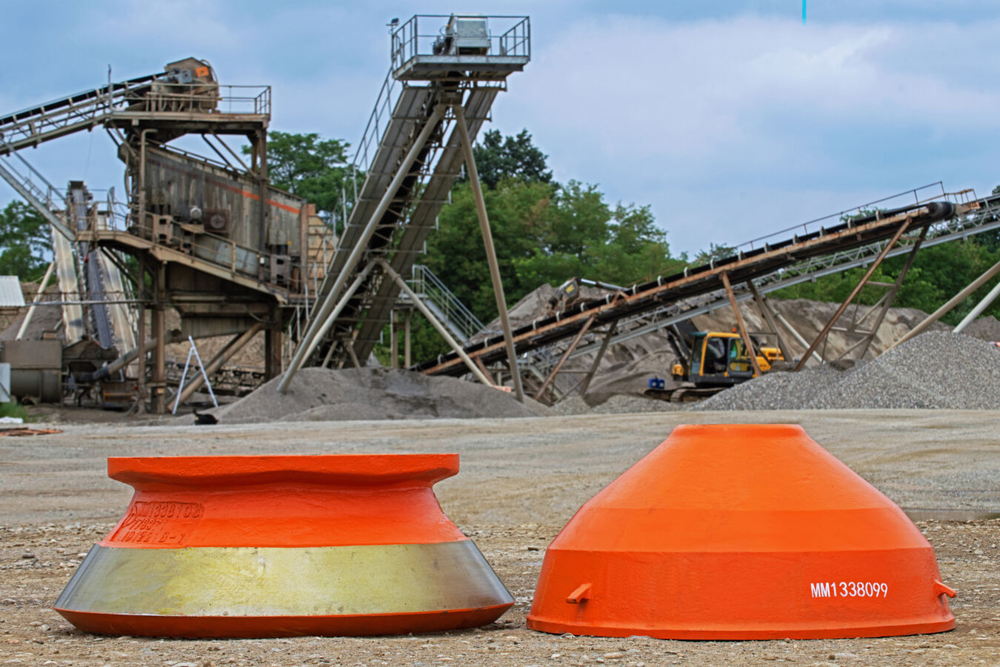 O Series crusher