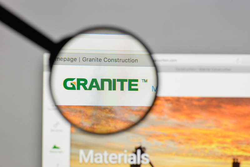 Granite fourth quarter fiscal year 2020 results