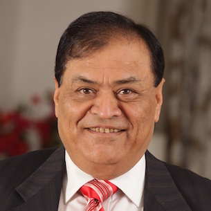 Mahendra Singhi, MD and CEO of Dalmia Cement (Bharat) Ltd