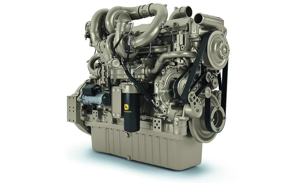 John Deere Power Systems now offers a wider range of Stage V engines