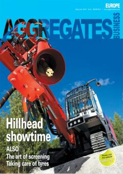 Aggregates Business Europe May June 2014 Front Cover avatar