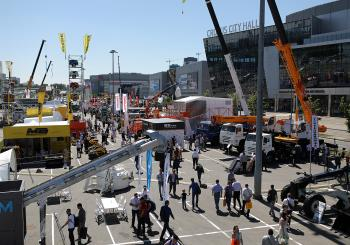bauma CTT Russia will now take place from September 8 to 11 2020