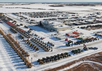 Ritchie Bros says more than 375 owners consigned equipment to the  Grande Prairie auction (Credit: Ritchie Bros)