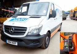 Plant machinery maintenance specialist United Plant Services