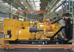 AB News Cat Genset Assembly