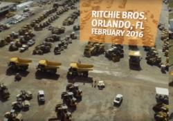 Ritchie Bros. auction story