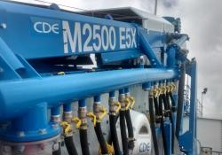 CDE Global M2500 E5X M-Series wash plant