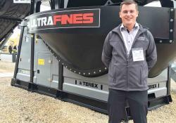 Oliver Donnelly, Terex Washing Systems
