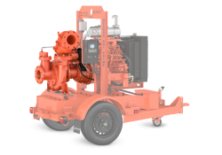 Xylem Godwin NC150S_trailer_Pump