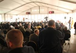 A Ritchie Bros. Donington Park auction
