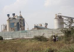 Athi River Mining (ARM) Cement plant