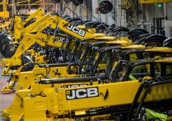 JCB staff will now be working a 34-hour week