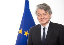 EC internal markets commissioner Thierry Breton. Photo: European Commission