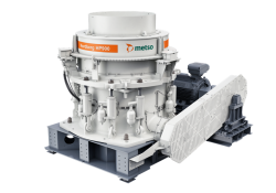 The HP900 is an upgrade on Metso's HP800 cone crusher