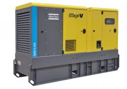 Atlas Copco has added four new EU Stage V-compliant models to its flagship QAS 5 range of mobile diesel generators. Pictured is the  QAS 5 250 unit