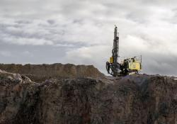 Epiroc has updated its new generation SmartROC D50 and SmartROC D55 surface drill rigs