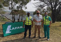 ASPASA, South Africa's surface mining industry association, recently staged its popular annual health and safety awards