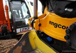 L Lynch Plant Hire is the first customer to receive Hitachi excavators fitted with Engcon tiltrotators