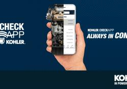 The app provides a number of management features for an operator's entire fleet of Kohler engines