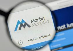 Martin Marietta third quarter 2020 shows aggregate pricing improved 2.7 (© Casimirokt | Dreamstime.com)