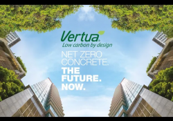 California is the entry market for a nationwide rollout of CEMEX's Vertua product