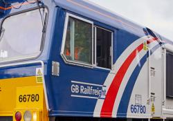 CEMEX says transporting products by train rather than trucks has saved 12,500 tonnes of CO2