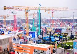 bauma CHINA organisers say the event managed to retain an international flavour despite travel restrictions