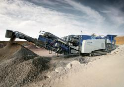 kleemann MR110Z impact crusher