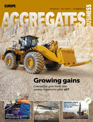 Aggregates Business Europe Jul Aug 2020