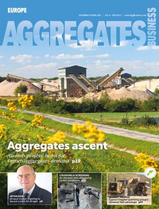 Aggregates Business Europe September October 2020