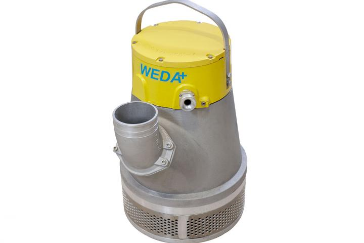 WEDA D80 submersible pump