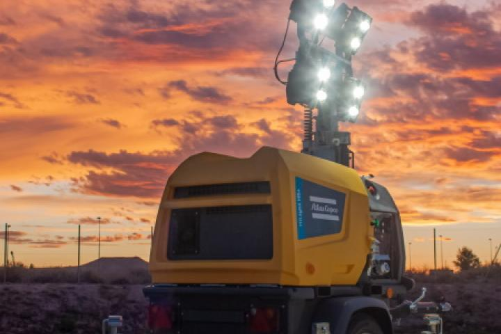 The HiLight H6+ features Atlas Copco's corrosion-resistant HardHat body