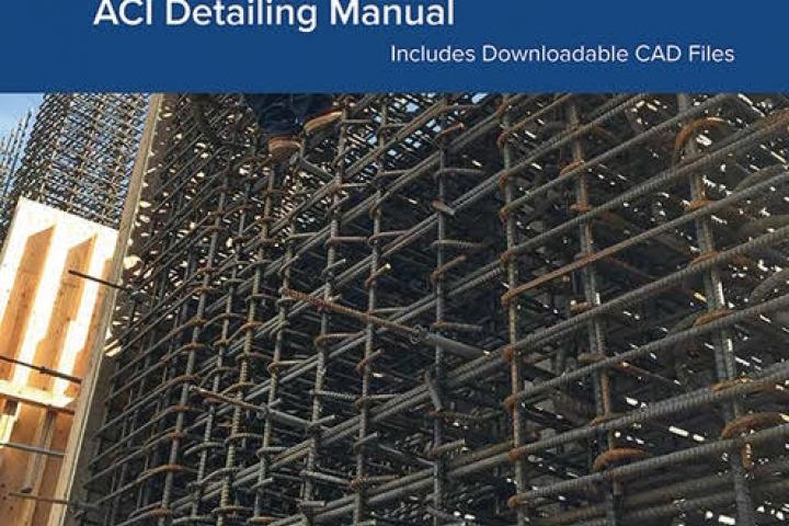 ACI says the manual will guide concrete design and detailing professionals for years to come (Credit: American Concrete Institute)