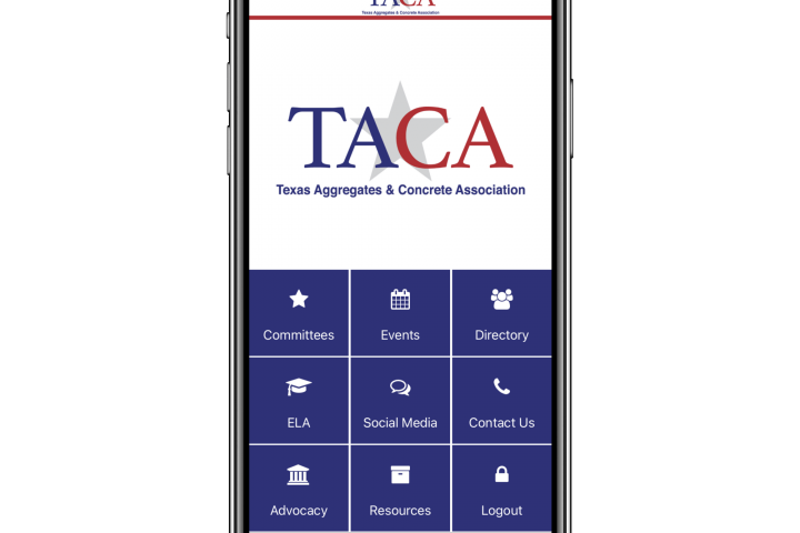 TACA app comes with instant notifications on events and membership renewal (Credit: TACA)