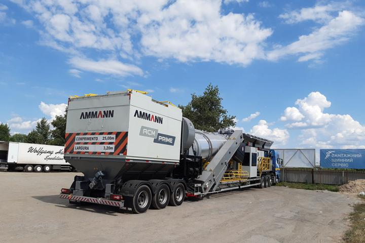 Ammann Prime plants already operate in Latin America and Northern Africa