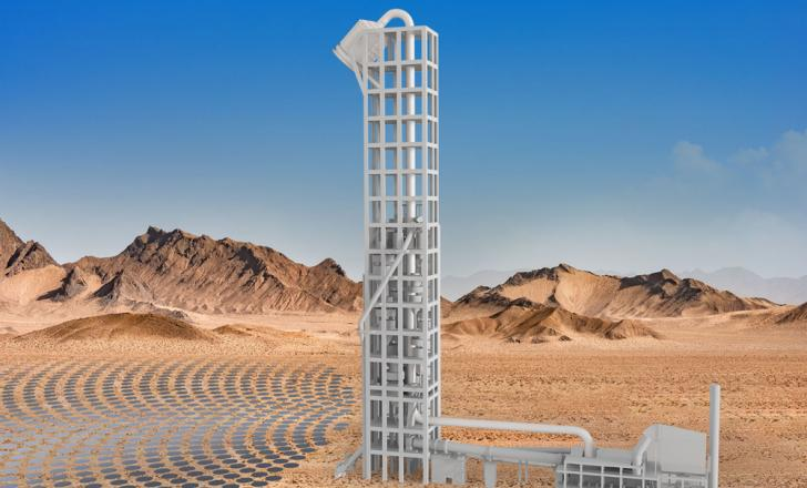 CEMEX is working on a project for cement production using solar energy